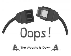 website-down